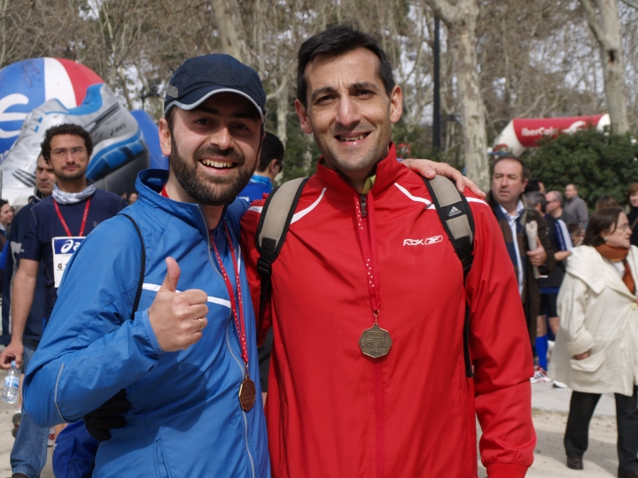 Jose & Quique - passion4run