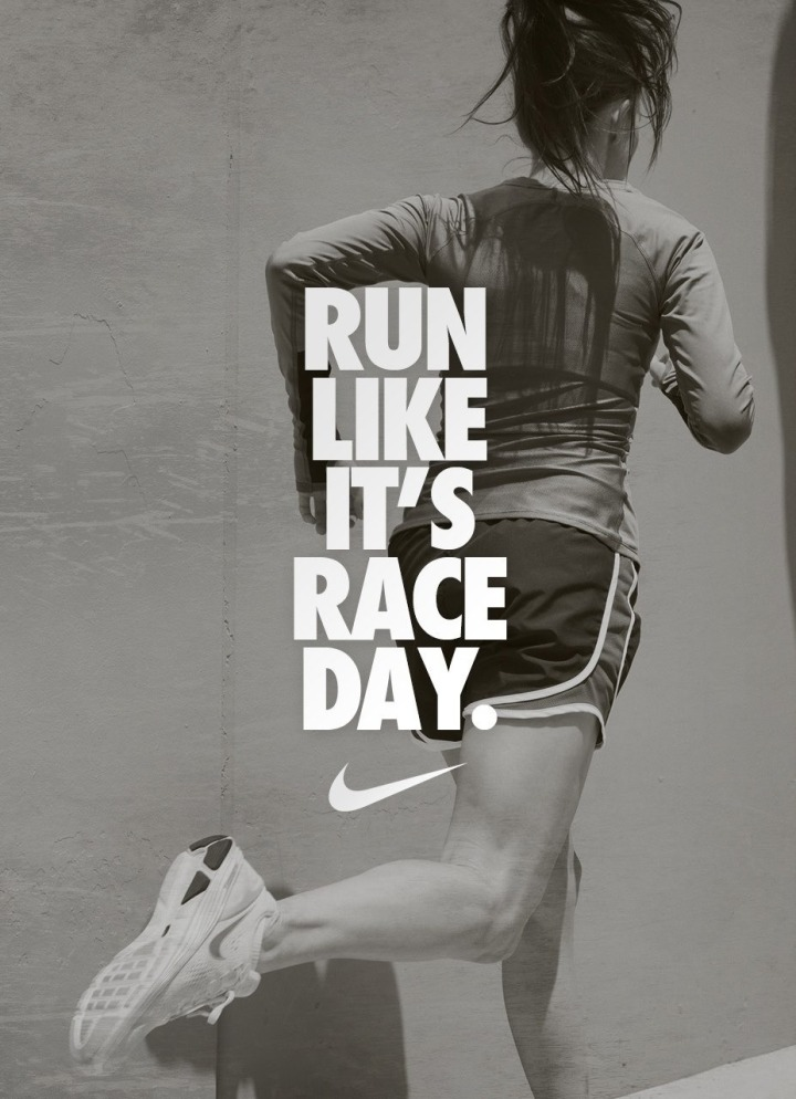run like is race day